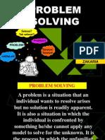 Problem Solving -Mula