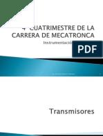 Ejemplos de Transductores