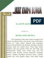 Bank Tanpa Bunga