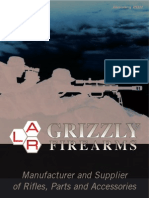 LAR Grizzly Catalog 2011