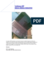 Solución a Problema HP dv2000