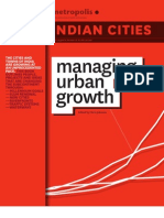 Metropolis India Managing Urban Growth