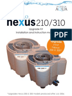 NexusRetroFit210 310 Manual
