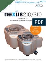 NexusRetroFit210 310 Manual
