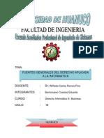 DERECHO EDUARDO.TRABAJO