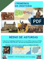 XIII OS PRIMEIROS REINOS CRISTIÁNS REC