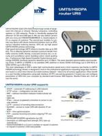Router UR5 (en)