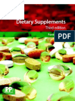 Dietary Supplements 3rd Edition Lecithin