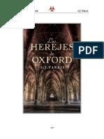 12 SJ Parris - Los Herejes de Oxford