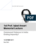 Iqbal Ansari Lecture Format Final