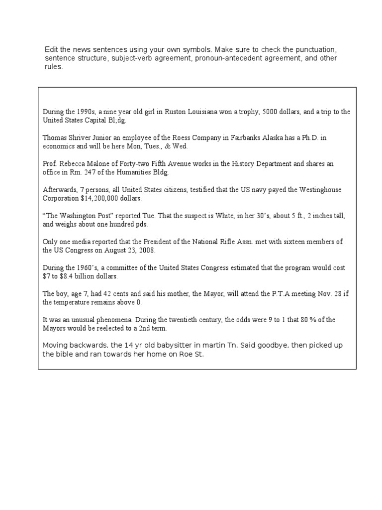 Subject verb agreement worksheets sample free download - All Grade Worksheets Subject Verb Agreement Worksheet Copy Reading Exercises Text