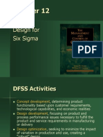 5. Design for Six Sigma