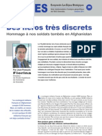 Des héros très discrets - Note d'analyse Géopolitiques n°38