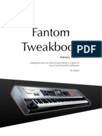 Fantom Tweakbook e5 Contents