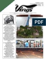 Wings! October 16 - 22, 2011