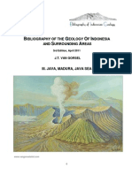 Bibliography of the Geology of Indonesia BIG_III_JAVA by J.T. Van Gorsel