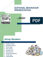 Presentation on Nestle Hr Policies