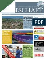 Die Wirtschaft 14. Oktober 2011
