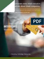 Accenture Cloud Computing Retail POV