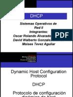 Servido DHCP