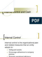 Chapter 4 Internal Control Cash