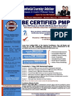 PMP Exam Prep Program