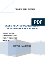 Aravind Eye Care Hospital