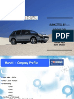 marutifinalppt-110122092609-phpapp01