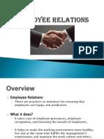 Employeel Relations