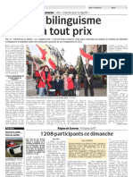 DNA de Saverne du 11/10/2011