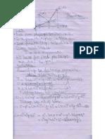 Manuscript on Geometrical Theorem by Syed Ahsan Kamal