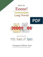 Book 10 Intermediate Long Vowels