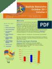 Bashde Newsletter Volume 2-October 2011
