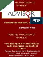 Corso Finanza e Investimenti_Lezione1