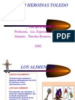 ALIMENTOS II.