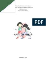 Aptitud Fisica