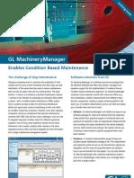 GL MachineryManager