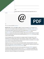 Email Ettiquties