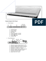 Menginstal DVD Player