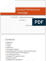L2 - Structure Conduct Performance Paradigm