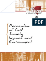 Civic Practices 13 Impact Environment 2011