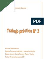 Trabajoo Nro 2termi - Rec Did