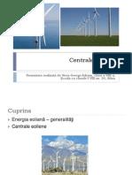 Centrale eoliene