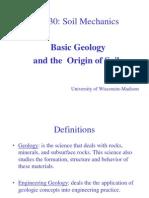 The Origin of Soils