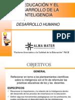 Desarrollo de La Inteligencia 36