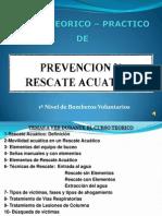 CURSO Rescate Acuatico