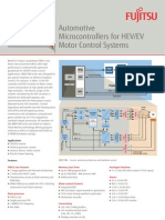 A48 - Automotive Microcontrollers for HEV/EV Motor Control Systems