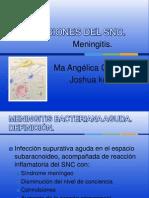 Meningitis.