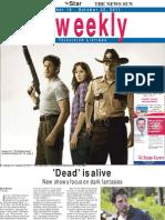 TV Weekly - Oct. 16, 2011