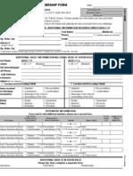 2011 PARISH REGISTRATION form